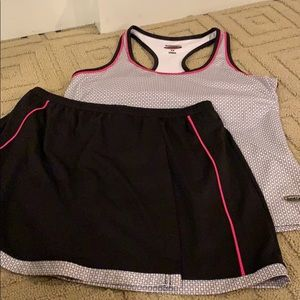 Bolle tennis outfit